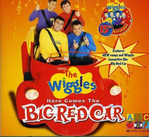 Here Comes the Big Red Car [Import]