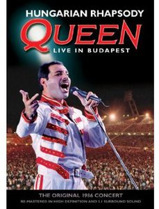 Hungarian Rhapsody: Queen Live In Budapest [DVD/ 2CD]