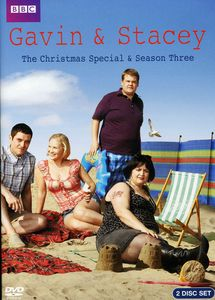 Gavin and Stacey: Season 3 Plus 2008 Christmas Special [WS] [2 Discs]