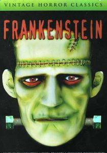 Vintage Horror Classics: Frankenstein [2 Discs] [O-Card Packaging]