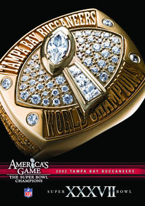 Nfl America's Game: 2002 Buccaneers (Super Bowl XXXVII)