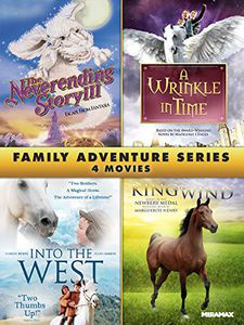 The Neverending Story III: Escape From Fantasia /  A Wrinkle in Time /  Into the West /  King of the Wind