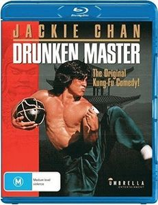 Drunken Master (Blu-Ray) [Import]