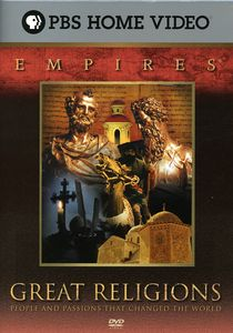 Empires: Great Religions [5 Discs] [WS] [Full Screen] [Documentary]