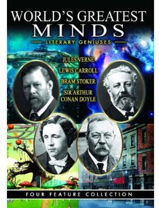 World's Greatest Minds: Literary Geniuses