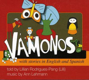 Vamonos with Stories in English & Spanish