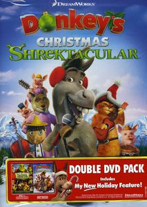 Shrek Forever After/ Donkey's Christmas Shrektacula