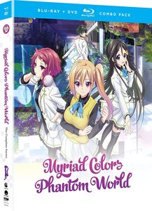 Myriad Colors Phantom World: The Complete Series