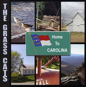 Home to Carolina