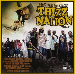 Thizz Nation, Vol. 2 [Explicit Content]