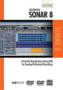 Alfred's Pro-Audio Series: Beginning Sonar, Vol. 8