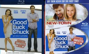 New In Town/ Good Luck Chuck [WS] [Double Feature]