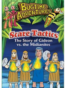 Bugtime Adventures: Scare Tactics
