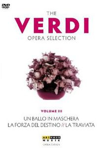 Verdi Opera Selection 3
