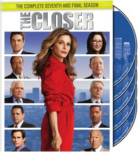 The Closer: The Complete Seventh and Final Season