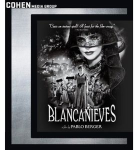 Blancanieves [Blu-Ray/ DVD Combo]