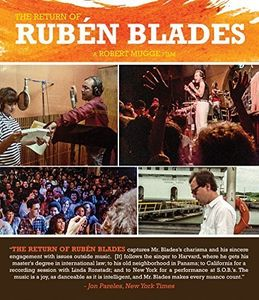 The Return Of Ruben Blades