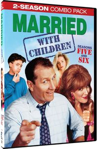 Married...With Children: Seasons Five and Six
