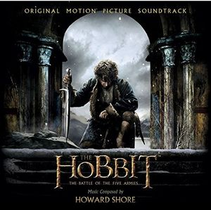Hobbit: Battle Of The Five Armies (Original Soundtrack) [Import]