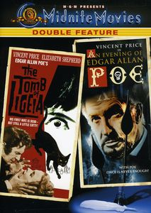 The Tomb Of Ligeia [Widescreen]/ An Evening Of Edgar Allan Poe [Standard Screen] [Double Feature]