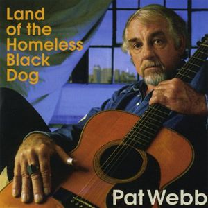 Land of the Homeless Black Dog
