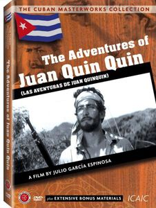 The Adventures Of Juan Quin Quin [WS] [Subtitled] [B&W]