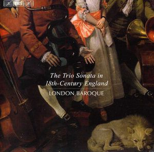 Trio Sonata in 18th Century England