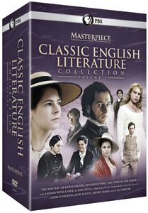 Masterpiece: Classic English Literature Coll 2