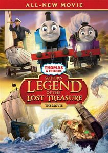 Thomas & Friends: Sodor's Legend of Lost Treasure