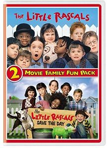 Little Rascals 2-Movie Family Fun Pack
