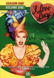 I Love Lucy: Season 1 Vol 1