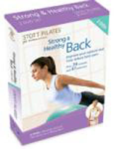 Stott Pilates: Strong And Healthy Back 2 Dvd Set, Eng/ Fr