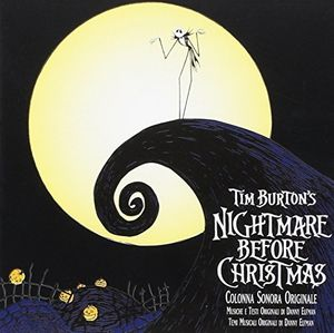 Nightmare Before Christmas (Original Soundtrack) [Import]