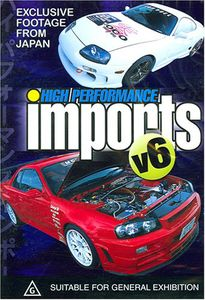 High Performance Imports, Vol. 6 [Sports] [Cars]