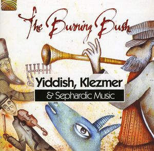 Yiddish Klezmer & Sephardic Music