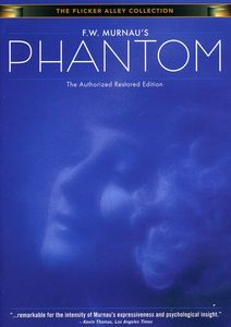 Phantom [1922] [B&W] [Subtitles] [Silent]