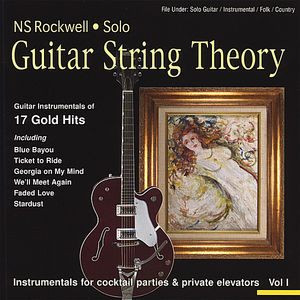 Guitar String Theory
