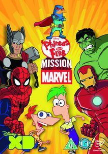 Phineas & Ferb: Mission Marvel