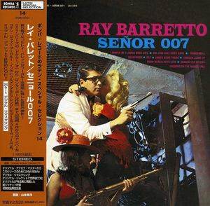 Senor 007 [Import]