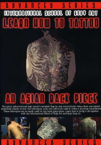 How to Tattoo An Asian Backpiece