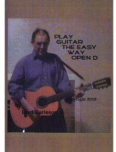 Play Guitar the Easy Way Open D
