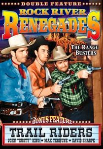 Rock River Renegades/ Trail Riders [Black and White]