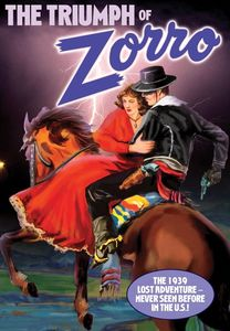 Zorro The Triumph of Zorro
