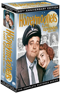 The Honeymooners Lost Episodes: 1951-1957: The Complete Restored Series