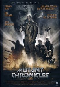 Mutant Chronicles [Import]