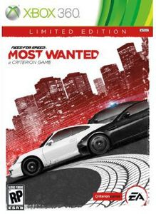 Need for Speed: Most Wanted - Limited for Xbox 360