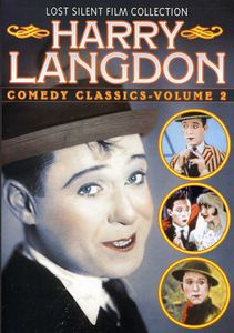 Harry Langdon Comedy Classics, Vol. 2 : His Marriage Vow /  Soldier Man