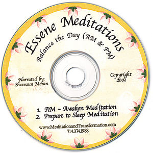 Essene Meditation