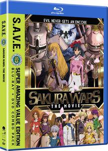 Sakura Wars: The Movie - S.A.V.E.