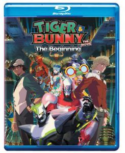 Tiger and Bunny The Movie: The Beginning